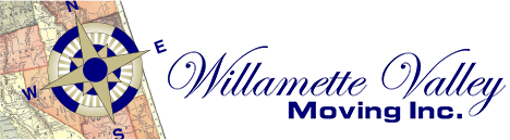 Willamette Family Moving Logo